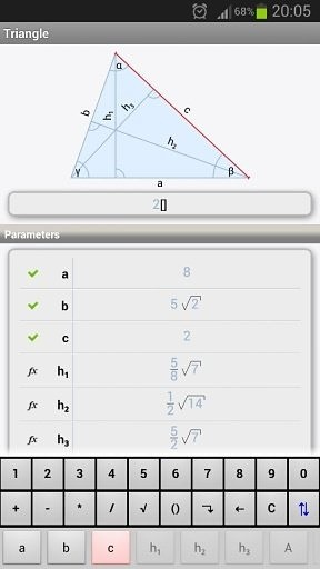 NaN Geometry Solver