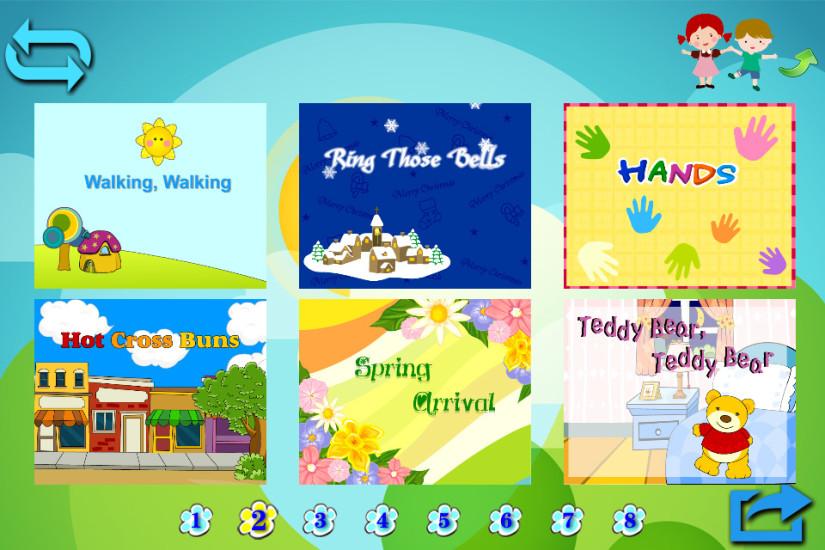玩免費教育APP|下載英语儿歌视频B app不用錢|硬是要APP