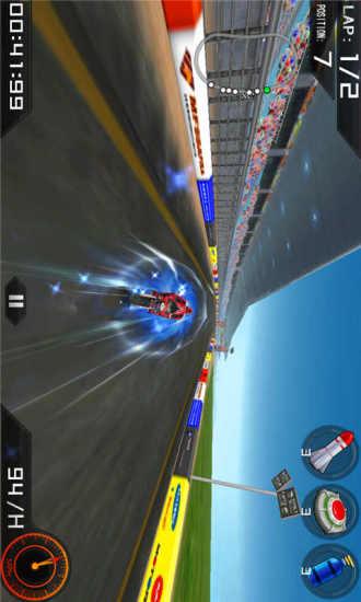 超速3D摩托车
