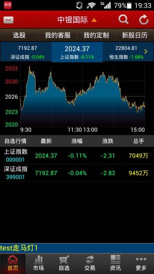 中银国际HD