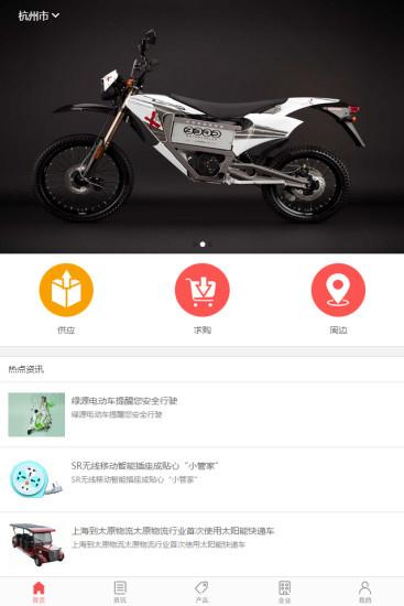 中国电动车交易平台