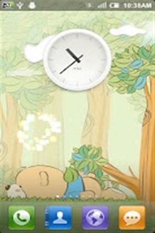 梦想小熊动态壁纸