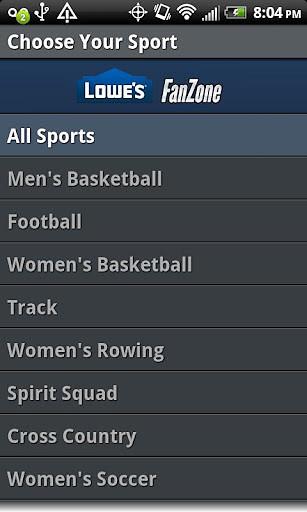 Kansas Jayhawks Sports