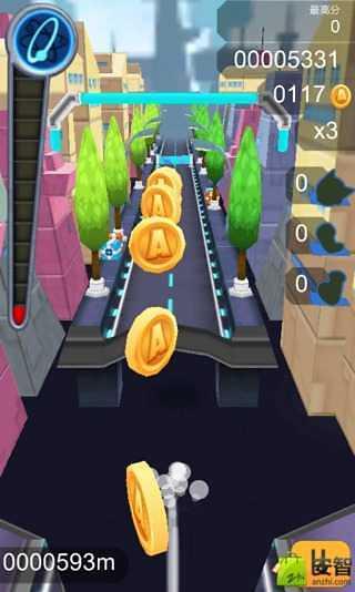 玩免費體育競技APP|下載阿童木跑酷游戏 app不用錢|硬是要APP