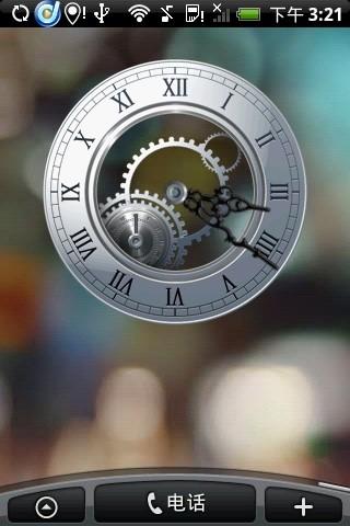 大块头时钟