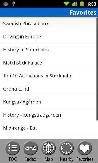 斯德哥尔摩旅游指南