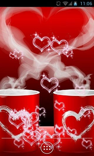 爱情情侣动态壁纸