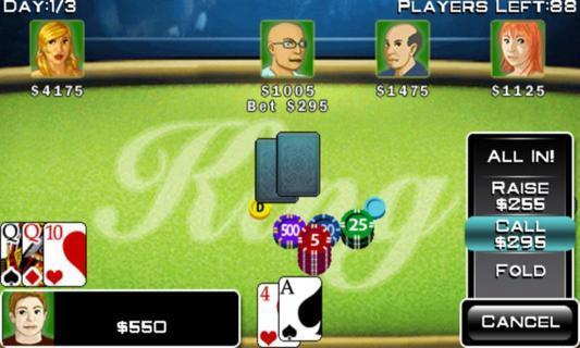 德州扑克3