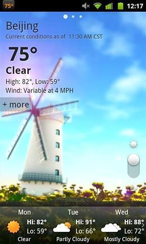玩生活App|GO天气高清视频免費|APP試玩