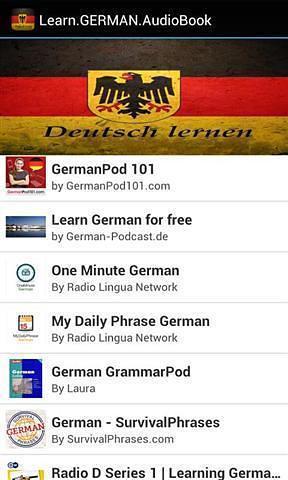 学习德语有声书