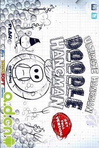 涂鸦绞刑人 Doodle Hangman HD