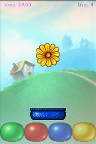 花朵掉落 Drop Flowers