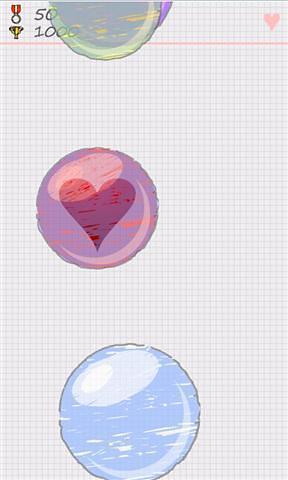 Tap the Bubble