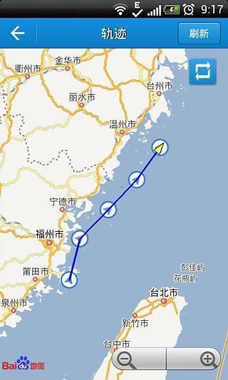船讯网地图