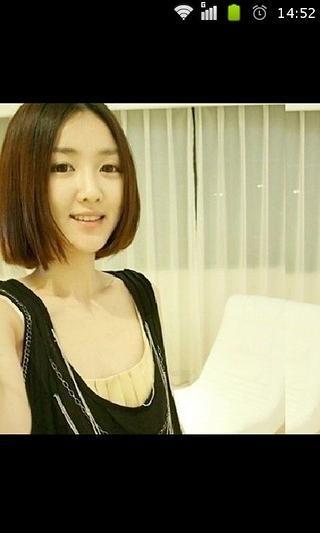 女生发型短发篇