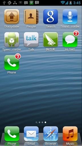 iOS6主题