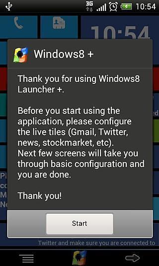 Windows8+启动器