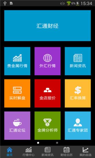 汇通外汇行情软件|玩財經App免費|玩APPs