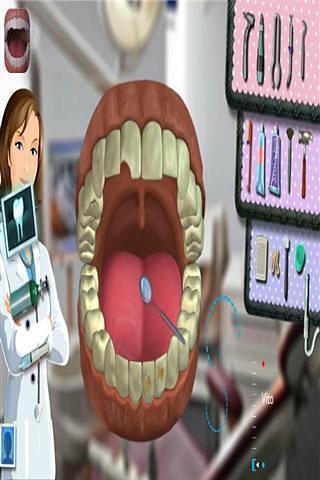 虚拟牙医牙科手术