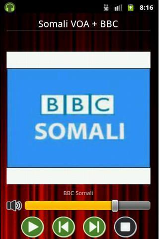 BBC Somali + VOA