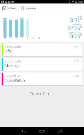 Jiffy时间管理 v1.2.5