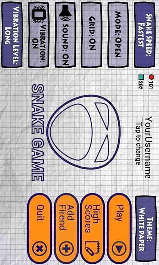 玩免費休閒APP|下載Snake Game app不用錢|硬是要APP