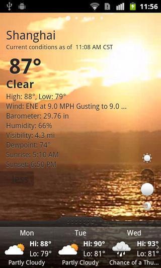 GO天气自然风格视频(高清)