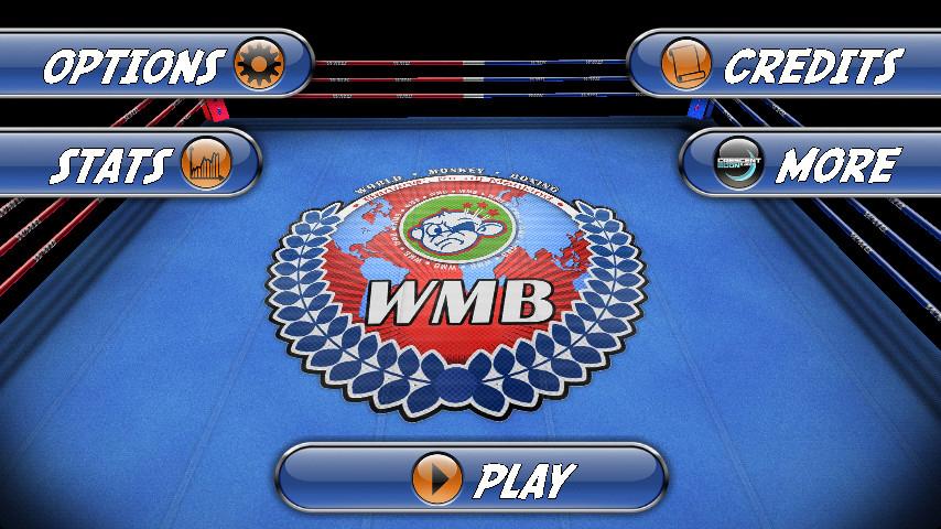 猴子拳击 Monkey Boxing