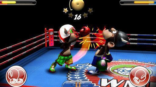 玩免費冒險APP|下載猴子拳击 Monkey Boxing app不用錢|硬是要APP
