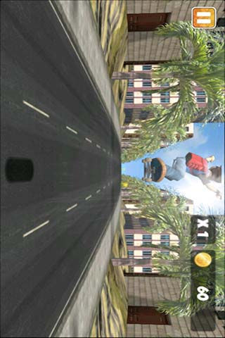 玩休閒App 滑板跑酷免費 APP試玩