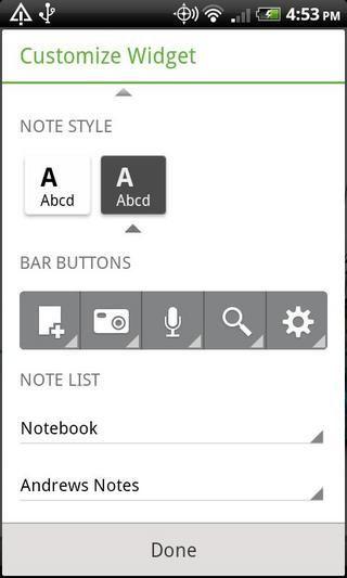 Evernote桌面插件