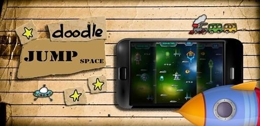 玩冒險App 涂鸦跳跃太空版免費 APP試玩