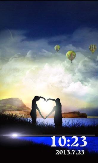 非主流完美爱情动态壁纸