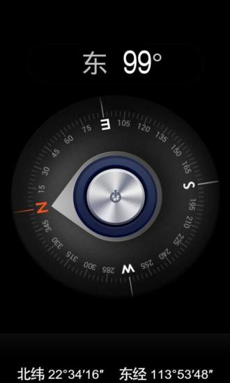 军用指南针