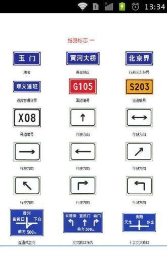 2013新规交通标志大全