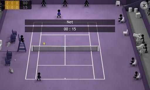 火柴人网球|玩健康App免費|玩APPs