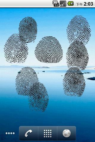 Fingerprint On Screen