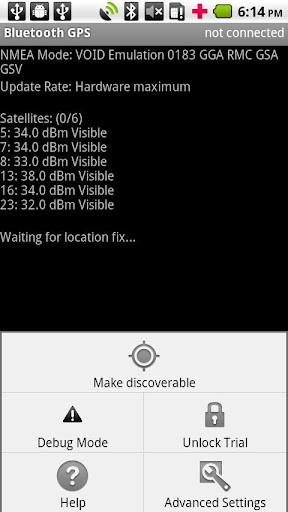 蓝牙 GPS输出