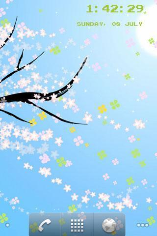 flower5即时壁纸精简版