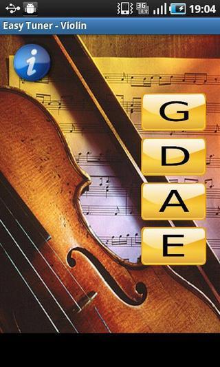小提琴调谐器 Easy Tuner -Violin