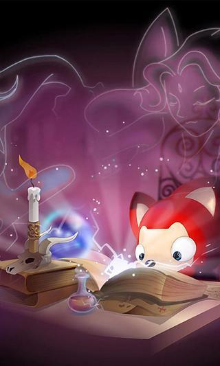 阿狸会魔法