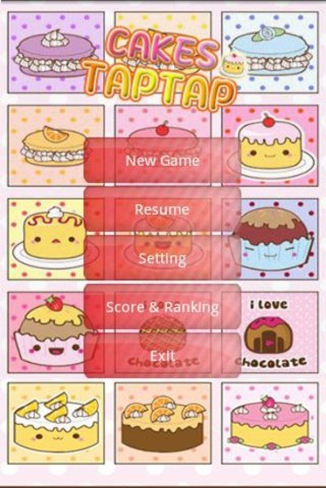 蛋糕消消乐