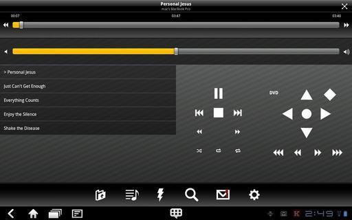 VLC遥控