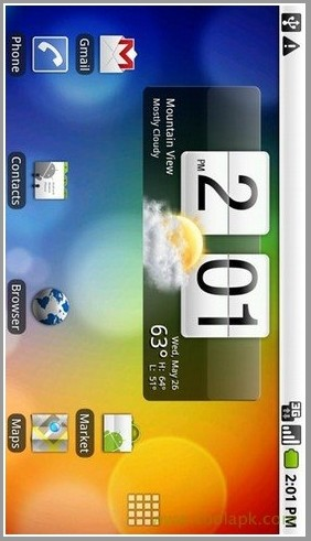风格天气 HTC版