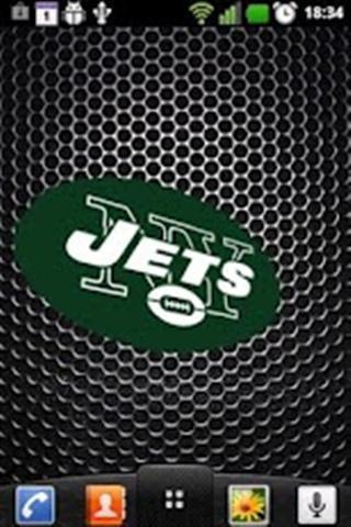 New York Jets 3D Live Wallpaper