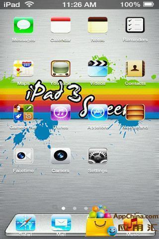 iPad 3的屏幕