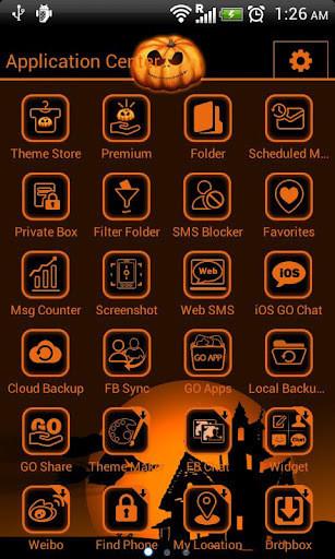 免費下載休閒APP|GO短信—万圣节主题 app開箱文|APP開箱王