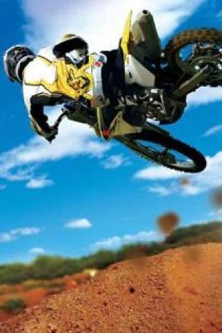 Crazy Racing Moto