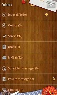 GO短信加强版浪漫水果拼主题