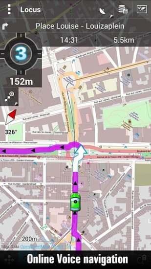 交通運輸必備免費app推薦|轨迹地图专业版線上免付費app下載|3C達人阿輝的APP